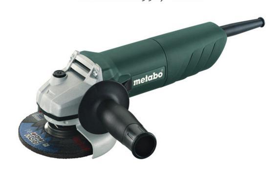 Úhlové brusky Metabo s příslušenstvím - kompaktní, výkonné a bezpečné