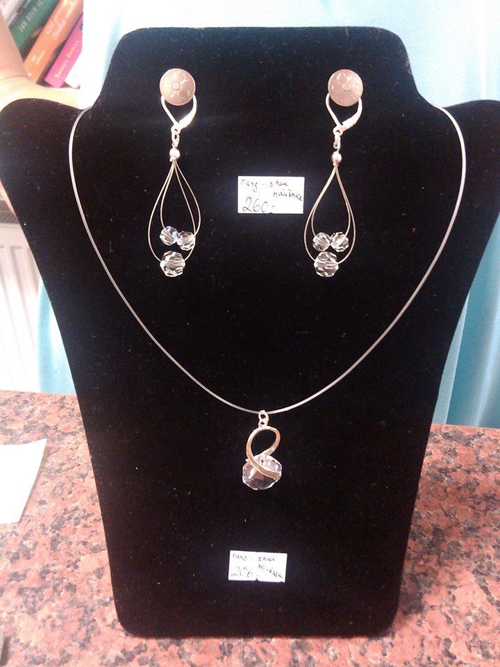 Jedinečné šperky z polodrahokamů i perel na stříbře s pozitivní energií