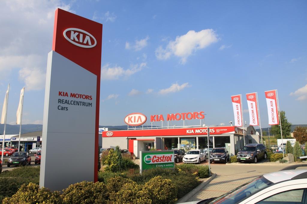 Prodej vozy KIA Ústí nad Labem