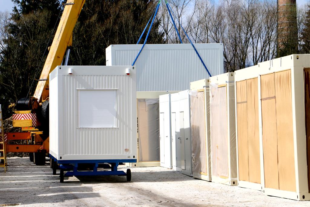 Výroba obytných kontejnerů – nové progresivní řešení se zvýšenou tepelnou odolností