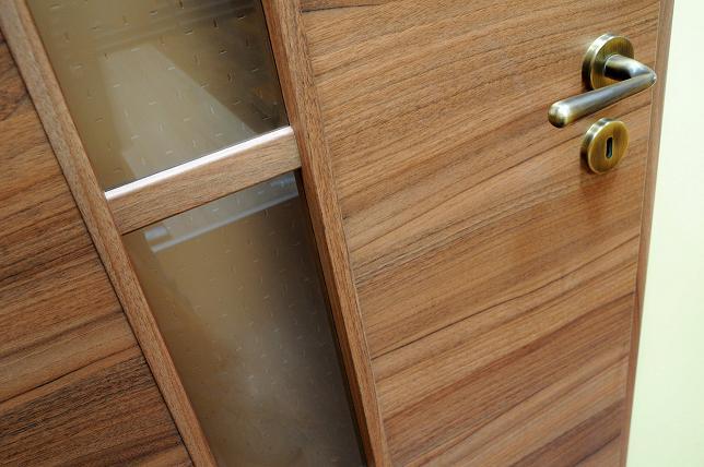 dodávka zasklívacích lišt pro olištování skel při výrobě dveří Znojmo