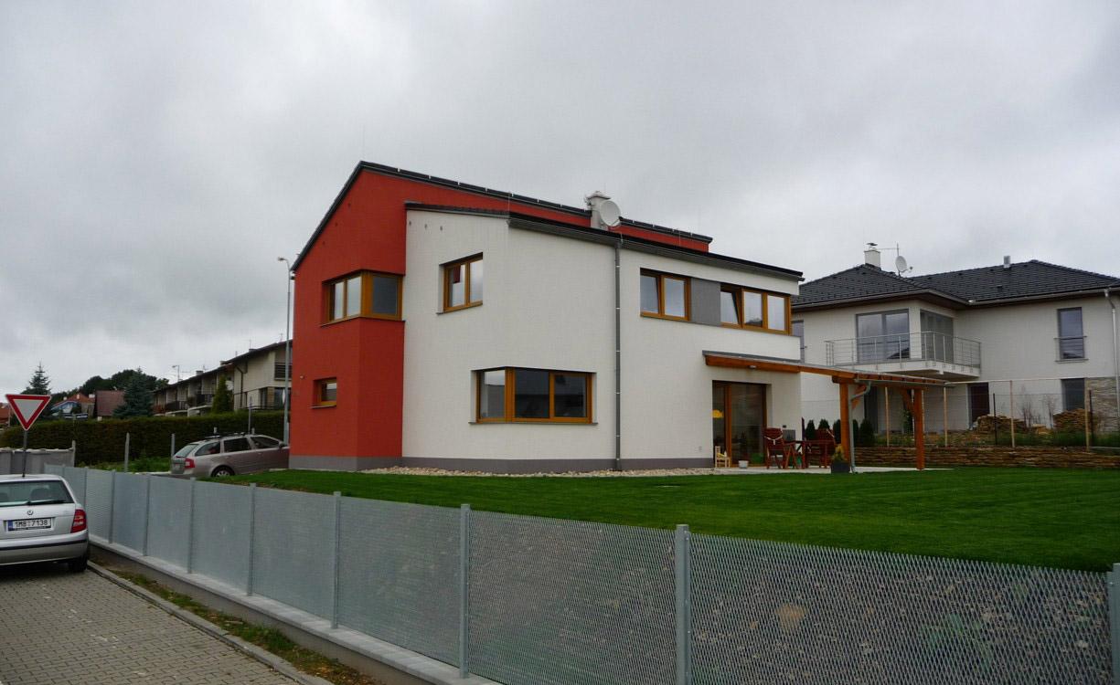 Rodinné domy na klíč, návrh, stavba, realizace   Náchod
