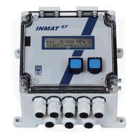 Měřič tepla a chladu, vyhodnocovací jednotka průtoku plynu INMAT