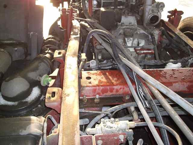 Profesionálne rovnanie podvozkových rámov nákladných automobilov Žilina, Čadca