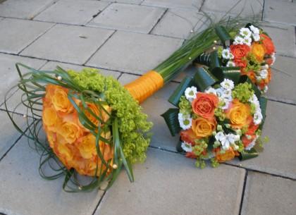 nejlevnější svatební kytice Zlín