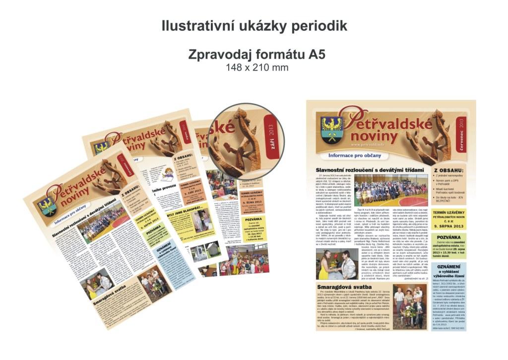 Návrh firemních časopisů - profesionální tisková podoba - tiskárna z Frýdku-Místku