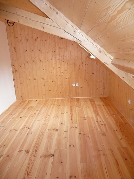 Dřevěná podlaha Znojmo