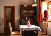 Ubytování pro rodiny s dětmi v bylinkové obci, dovolená