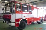 Opravy, modernizace požární hasící techniky