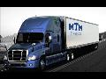 Profesionální mezinárodní silniční doprava kamiony do Slovinska i Rumunska