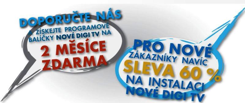 Nová DIGI TV s Internetem v balíčku Opava