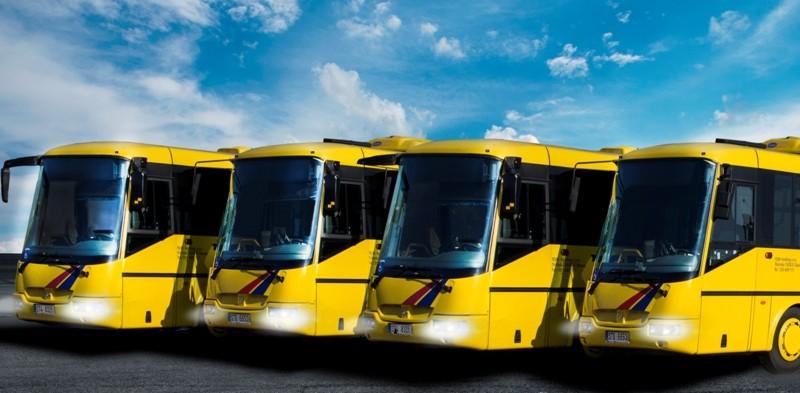 Volné pracovní místo Opava - příjmeme řidiče autobusu