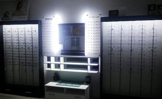 Velký výběr dioptrických brýlí a čoček v Krnově