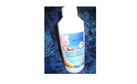 Bazénová chemie pro úpravu bazénové vody a její dezinfekci Opava