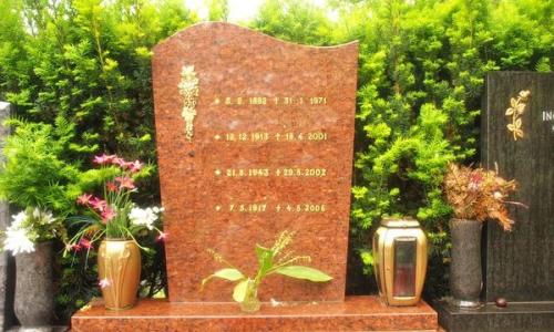Výroba, údržba a opravy hrobů a pomníků, kamenické práce Brno