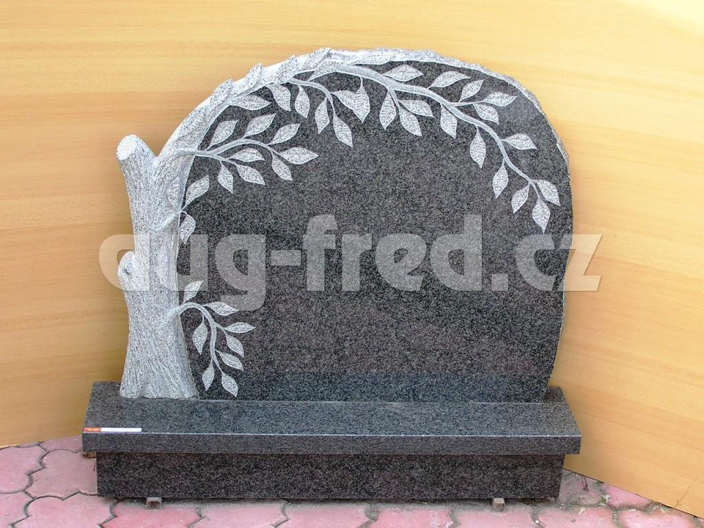 Výroba náhrobních kamenů a rámů Opava