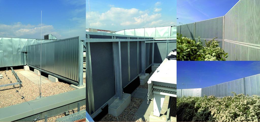 Účinná izolace proti hluku - to jsou protihlukové ploty