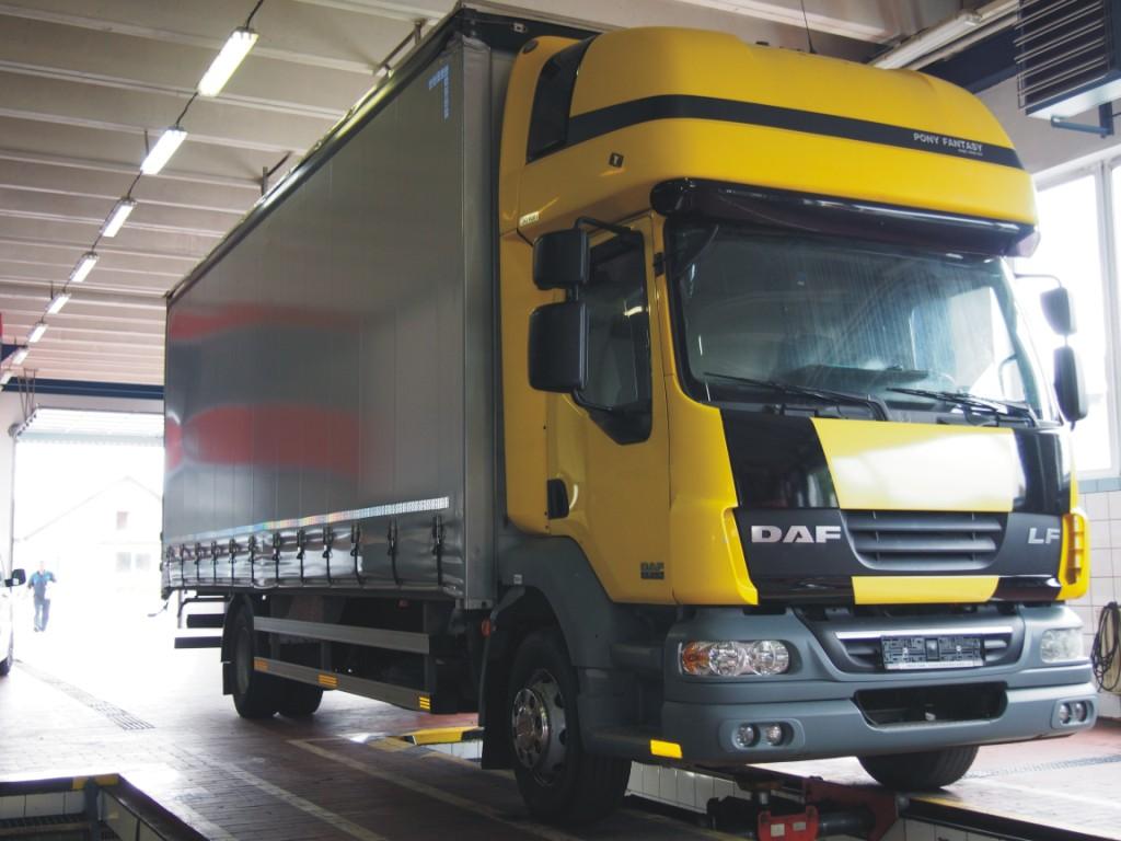 Opravy a montáž autoklimatizací nákladních vozidel Olomouc