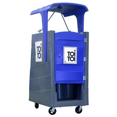 Mobilní toaleta na kolečkách POLYLIFT