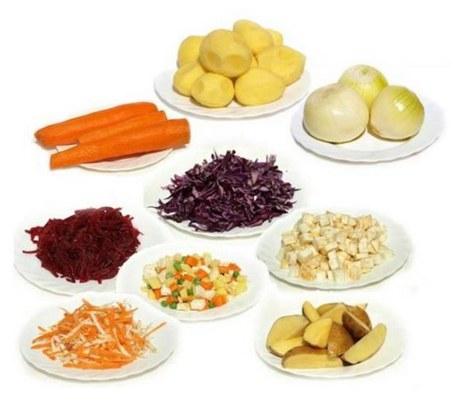 Vakuované brambory, zelenina-zásobování pro restaurace, hotely, školy, jídelny