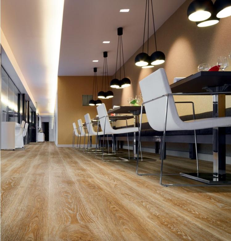 Lepené vinylové podlahy Moduleo SELECT