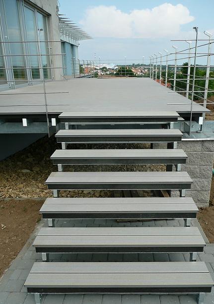 Prodej, montáž terasové dílce Znojmo