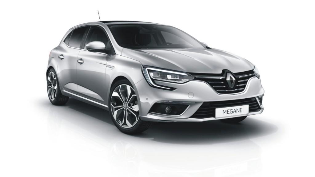 Nové osobní vozy Renault - odborný prodej s možností testovací jízdy