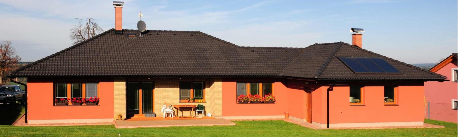 rekonstrukce střech Vysočina