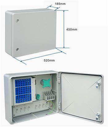 Optické rozvaděče a vany v různých variantách pro ukončení optických kabelů