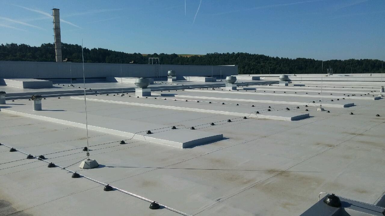 Střešní hydroizolační fólie Logicroof s vysokou odolností pro střechy, terasy i balkóny