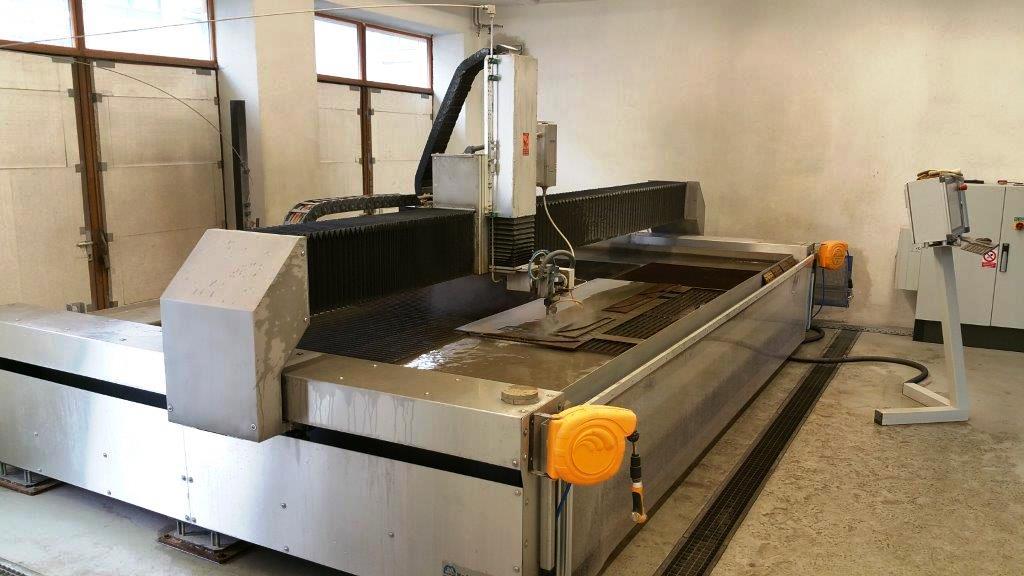 CNC řezání vodním paprskem Opava