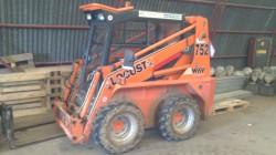 Zemní práce Locust UNC 752