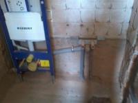 Vodoinstalatérské práce, sanitární technika, výměna oprava