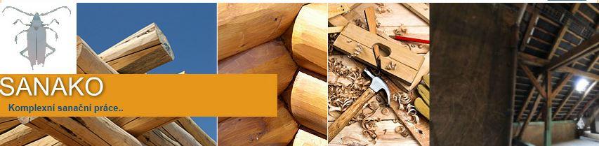 Sanace, vysoušení zdiva a hydroizolace dřevěných i zděných staveb Praha