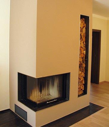 Úsporné topení v krbu, krbových kamnech-investice do topení dřevem se vyplatí