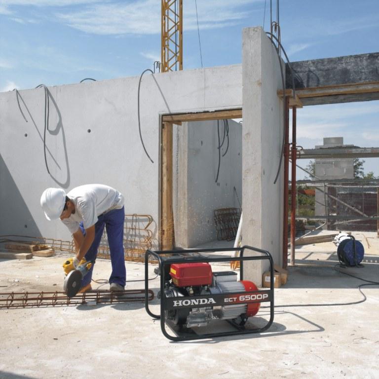 Dlouhodobá i jednodenní půjčovna stavební mechanizace Ostrava