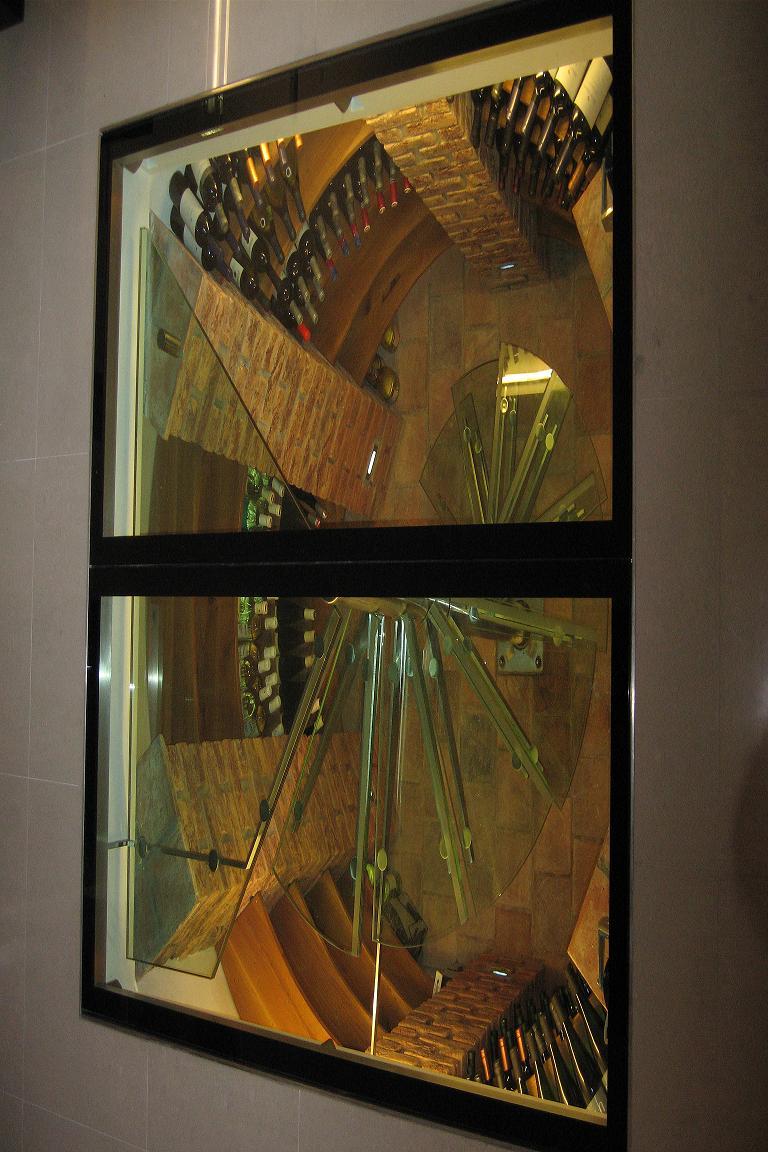 Výroba z pochozího skla Praha