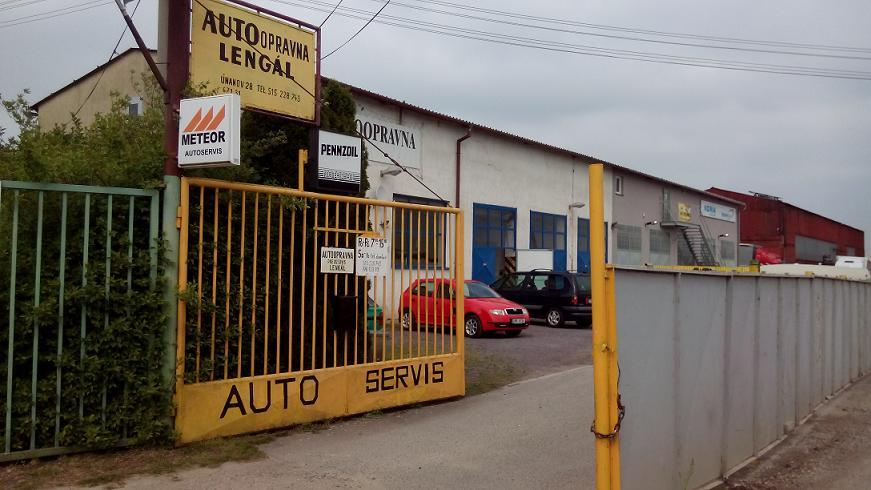 Autoservis, LPG, Znojmo