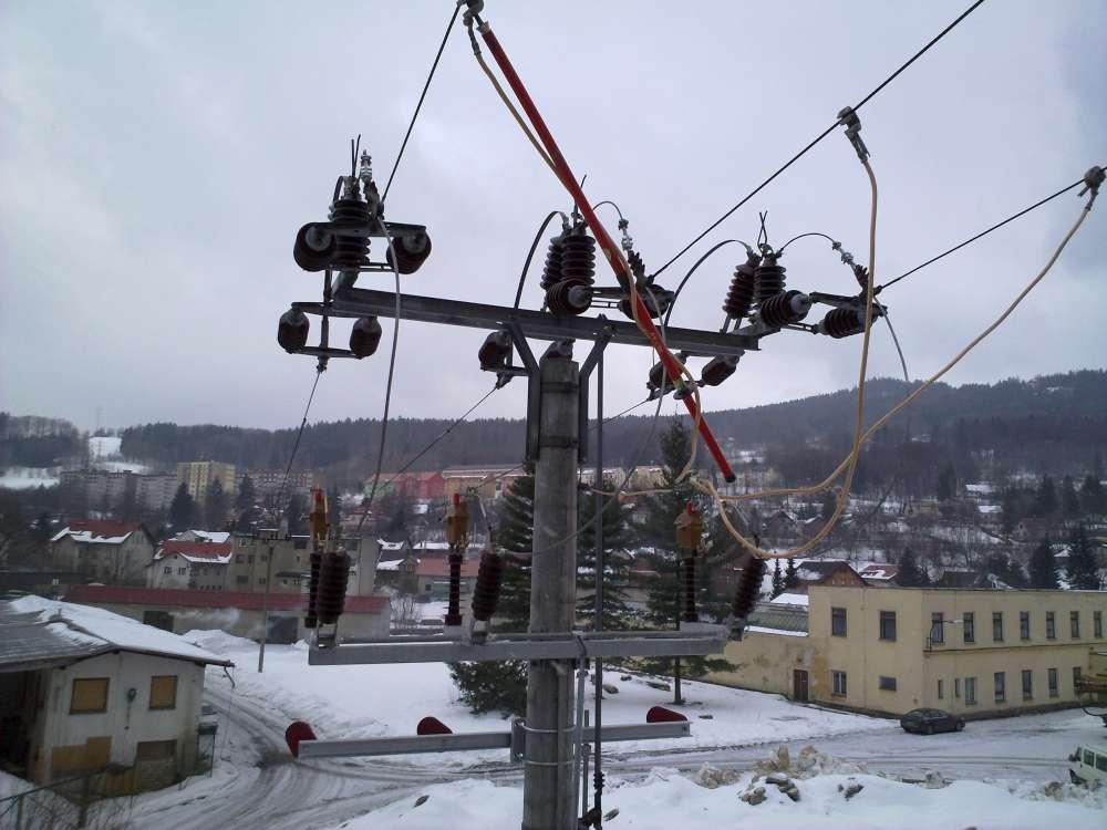 Rychlé odstraňování poruch na elektrických zařízeních NN a VN
