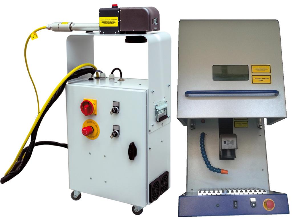 Značení a gravírování laserem Praha - minimální tepelné narušení povrchu