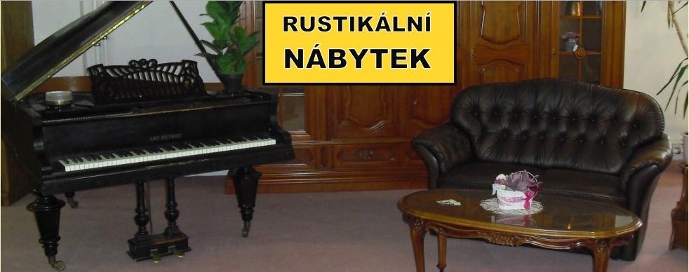 Bazarový prodej rustikálního a holandského nábytku Vysočina