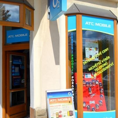 Prodejna mobilních telefonů Rožnov