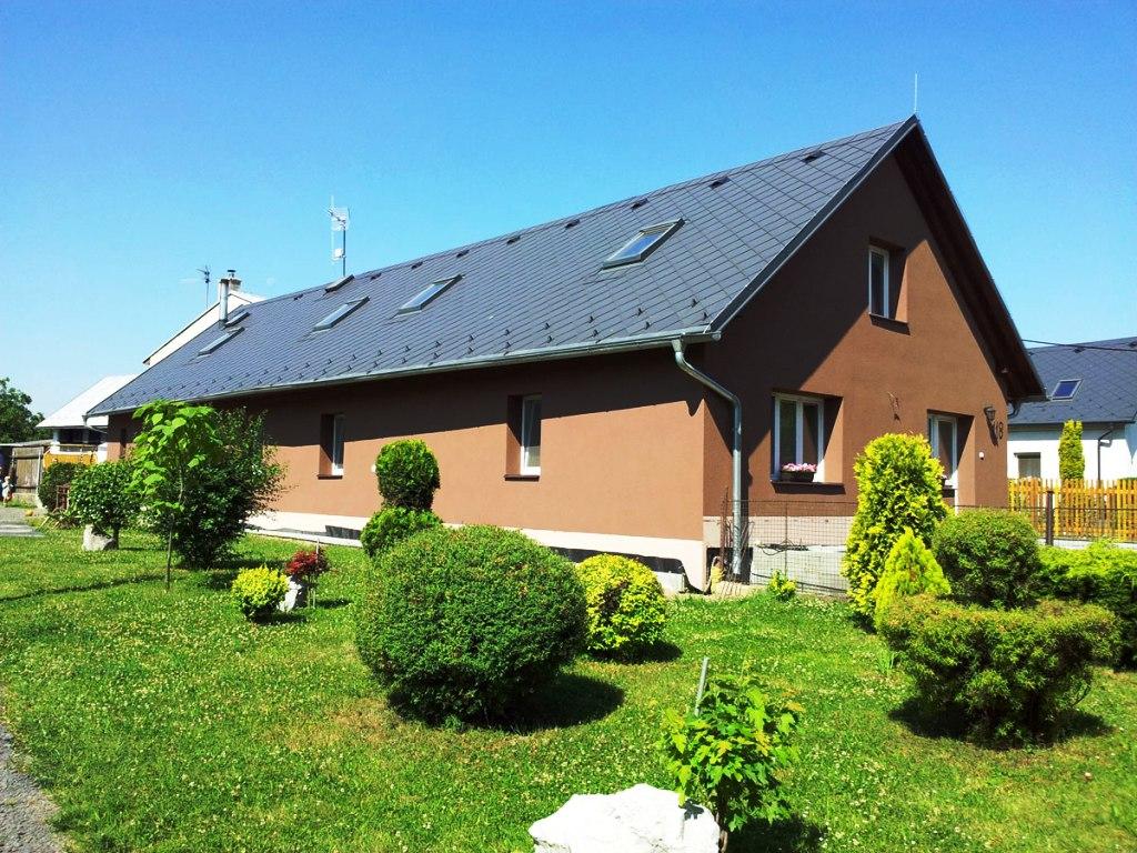 Zateplování rodinných domů Opava