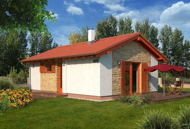 Nízkoenergetické rodinné domy na klíč Hradec Králové, Praha