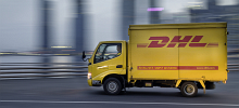 DHL – Logistická společnost pro celý svět - každý den spojujeme lidi a zlepšuje tak jejich život