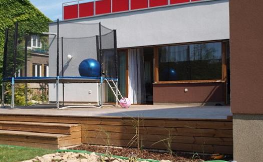 Moderní rodinné domy Pelhřimov