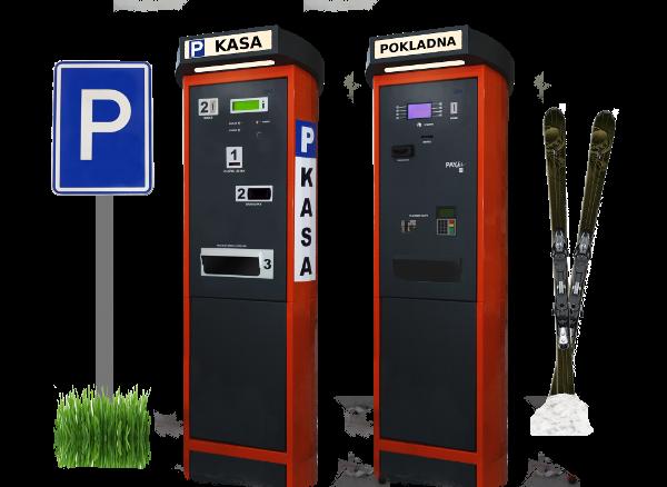 Výroba a montáž automatických pokladní, bezkontaktných registrácií