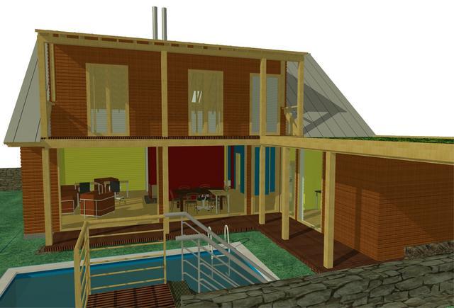 Výstavba nízkoenergetických domů na klíč