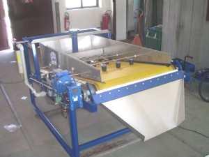 Výroba sítopásových lisů Kolín - na odvodnění různých druhů kalů