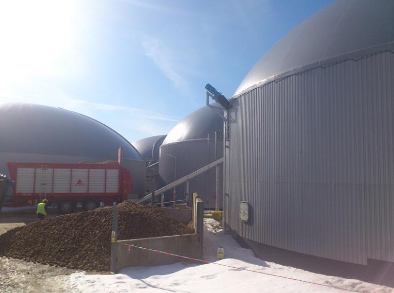 Dodávky ocelových, membránových i atypických plynojemů